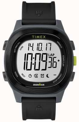 Timex Iron man wesentliche schwarze Uhr TW5M18900SU