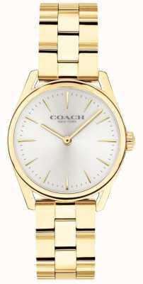 Coach Modernes, goldfarbenes Armband für Damen 14503208