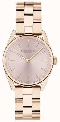 Coach Modernes Luxus-Armband für Damen aus Roségold 14503206