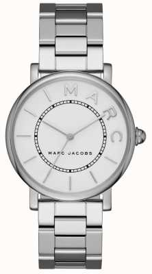 Womens Marc Jacobs Klassiker Uhr Silber MJ3521