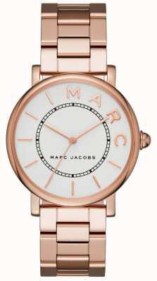 Damen Marc Jacobs klassische Uhr Roségold Ton MJ3523