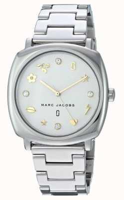Womens Marc Jacobs klassische Uhr Goldton MJ3572