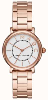 Damen Marc Jacobs klassische Uhr Roségold Ton MJ3527