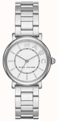 Womens Marc Jacobs Klassiker Uhr Silber MJ3525