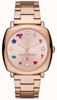 Marc Jacobs Damenuhr mandy roségold MJ3550