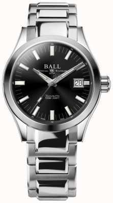 Ball Watch Company Ingenieur m marmoight 40mm schwarzes Zifferblatt NM2032C-S1C-BK
