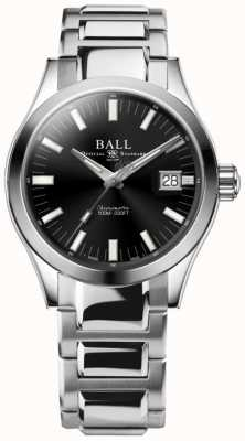 Ball Watch Company Ingenieur m Wunder 40mm Edelstahl schwarz Zifferblatt NM2032C-S1C-BK