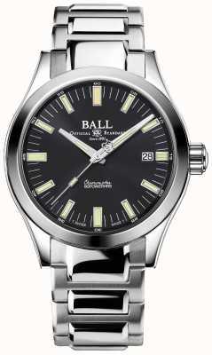 Ball Watch Company Ingenieur m Wunder 40mm graues Zifferblatt NM2032C-S1C-GY
