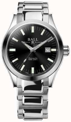Ball Watch Company Ingenieur m Marvelight 43mm schwarzes Zifferblatt NM2128C-S1C-BK