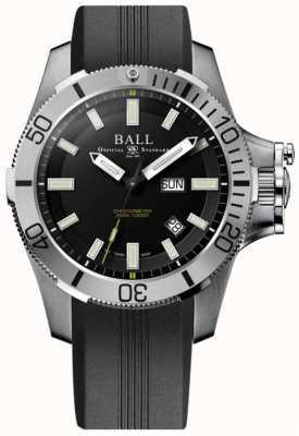 Ball Watch Company Engineer Kohlenwasserstoff 42mm U-Boot Kriegsführung Gummiband DM2276A-PCJ-BK