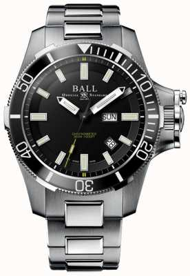 Ball Watch Company Ingenieur Kohlenwasserstoff 42mm U-Boot-Kriegsführung Keramik DM2236A-SCJ-BK