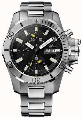 Ball Watch Company Ingenieur Kohlenwasserstoff 42mm U-Boot-Kriegsführung Chronograph DC2276A-SJ-BK