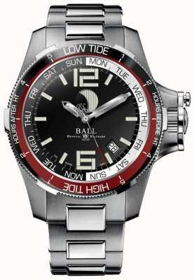 Ball Watch Company Engineer Kohlenwasserstoffflutuhr 42mm DM3320C-SAJ-BK