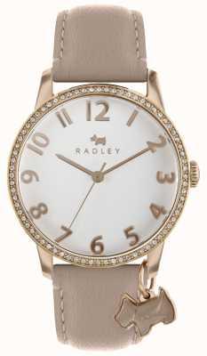 Radley Damen Spinnweben Stein Set Uhr RY2724