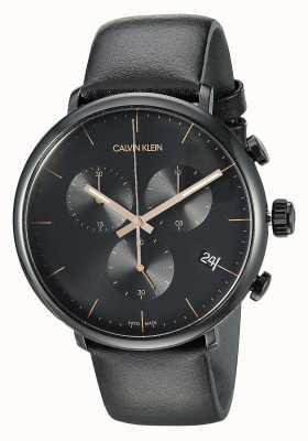 Calvin Klein High-Noon-Herren-Chronograph-Uhr K8M274CB