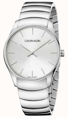 Calvin Klein Herrenuhr Klassiker auch K4D21146