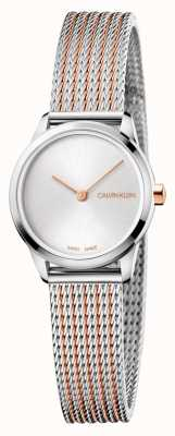Calvin Klein Minimale Uhr K3M23B26
