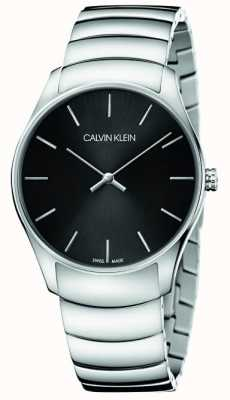 Calvin Klein Klassisches Silber K4D2214V
