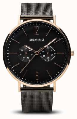 Bering Classic | poliertes Roségold | 14240-163