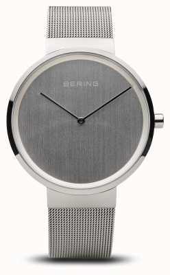 Classic | poliertes silber | Bering 14539-000