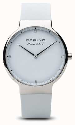 Bering Max rené | poliertes Silber | 15540-904