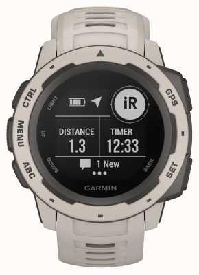 Garmin Instinct Tundra Outdoor-GPS-Silikonband 010-02064-01