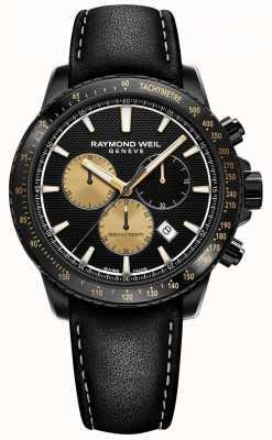 Raymond Weil Tango 300 | Marshall Verstärkung | limitierte Edition Männer 8570-BKC-MARS