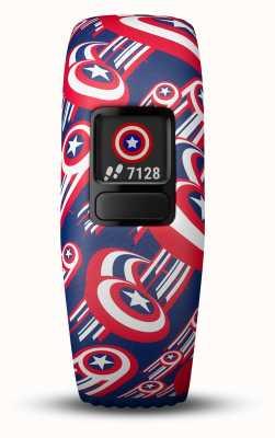 Garmin Vivofit jr2 Captain America verstellbarer Riemen 010-01909-12