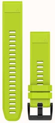 Garmin Amp gelbes Gurt quickfit 22mm fenix 5 / Instinkt 010-12496-02