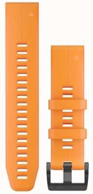 Garmin Orange Kautschukband Quickfit 22mm fenix 5 / Instinkt 010-12740-04