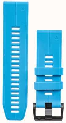 Garmin Blaues Kautschukband quickfit 26mm fenix 5x / tactix charlie 010-12741-02