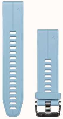 Garmin Blaues Kautschukband quickfit 20mm fenix 5s 010-12739-03