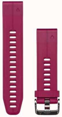 Garmin Lila Kautschukband Quickfit 20mm Fenix 5s 010-12739-05