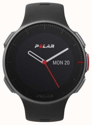 Polar Vantage v schwarz GPS Multisport Premium Training Handgelenk Std 90069668