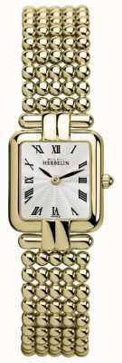 Michel Herbelin Damen | klassisches Gold | Perles beobachten 17473/BP08
