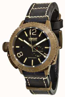 U-Boat Doppiotempo Bronze 46 automatisch 9008
