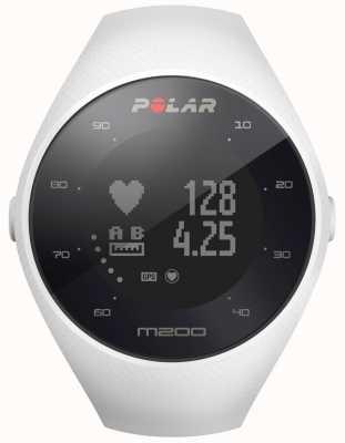 Polar Unisex weiß m200 gps Handgelenk hr m / l 90067741