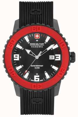 Swiss Military Hanowa Herren Schweizer Militär Hanowa Twilight II Uhr 06-4302.29.007.04