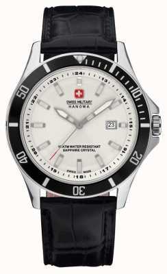 Swiss Military Hanowa Mens Schweizer Militär Hanowa | Flaggschiff Uhr 6-4161.7.04.001.07