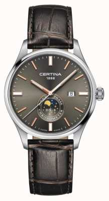 Certina Mens | ds 8 chrono mondphase C0334571608100