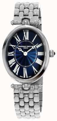 Frederique Constant | Damen Art Deco Uhr | Edelstahl | FC-200MPN2V6B