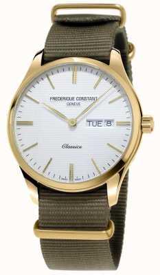 Frederique Constant | Herren klassischer Quarz | FC-225ST5B5