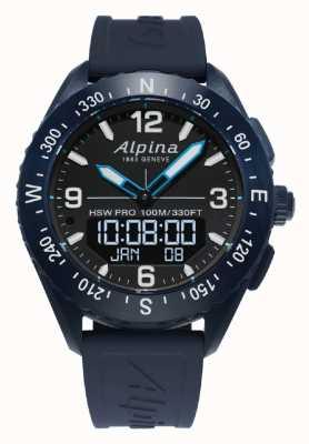 Alpina | herren alpinerx | Smartwatch | AL-283LBN5NAQ6