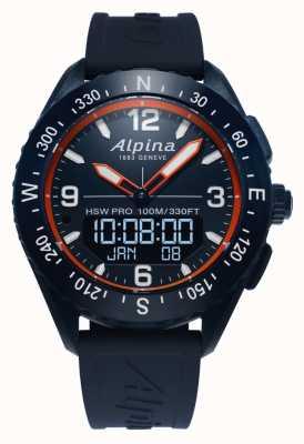 Alpina | Herren Alpinerx | Smartwatch | AL-283LNO5NAQ6