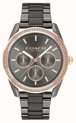 Coach   Preston Uhr   Chronograph Edelstahluhr   14503214