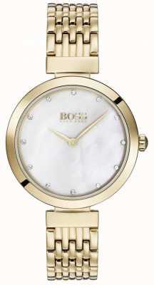 Hugo Boss | Damenfeier Edelstahluhr | 1502479