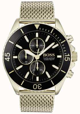 BOSS | Herren Ocean Edition | Chronograph 1513703