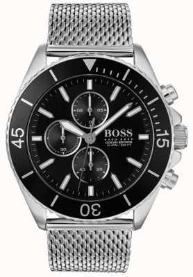 Hugo Boss   Herren Ozean Edition Stahluhr   1513701