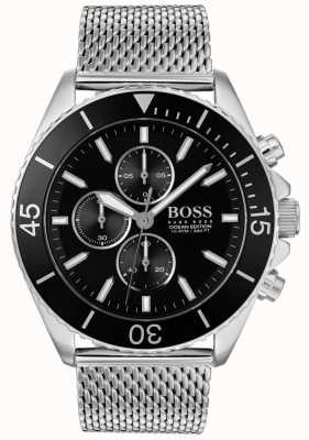 Boss | Herren Ocean Edition Stahluhr | 1513701