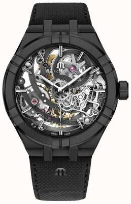 Maurice Lacroix Aikon Herstellung Skelett Limited Edition PvD plattiert AI6028-PVB01-030-1